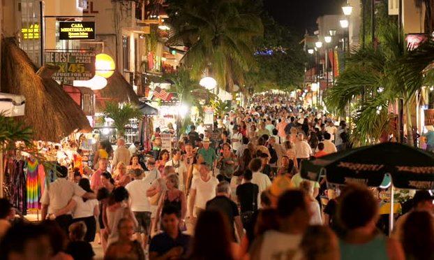 Máxima ocupación hotelera esperan empresarios en Playa del Carmen