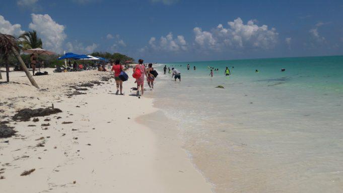 Isla Blanca, una playa que despierta tus sentidos
