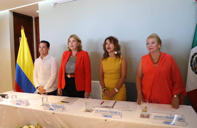 Nuevas oficinas del Consulado de Colombia en Cancún