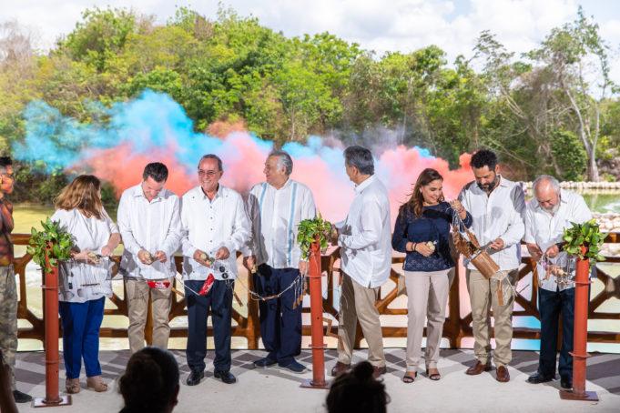 Inauguración explosiva del Parque Xavage, aventura al máximo