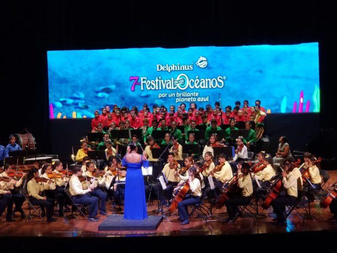Cumplió su objetivo el Festival de los Océanos, de conservar un planeta azul, brillante y limpio