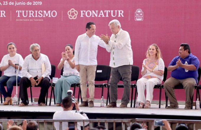 La transformación es una responsabilidad que debemos asumir entre todos: Carlos Joaquín