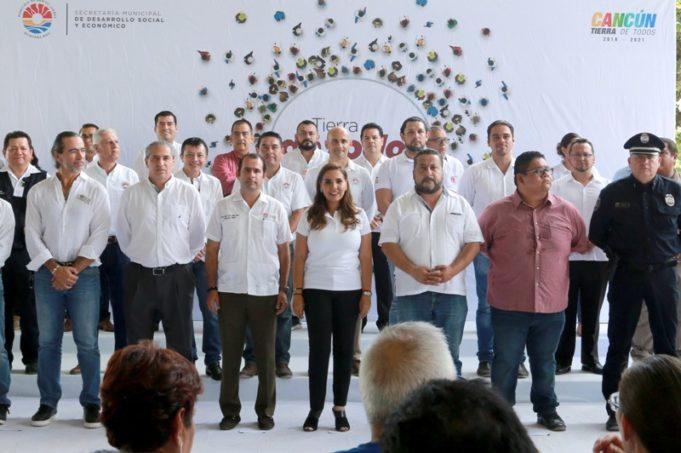 Mara Lezama cumple con un gobierno cercano a la gente
