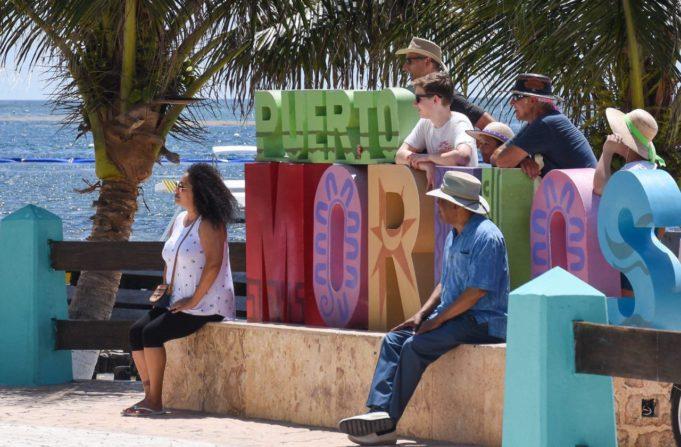 Playas de Puerto Morelos, listas para la temporada vacacional de verano
