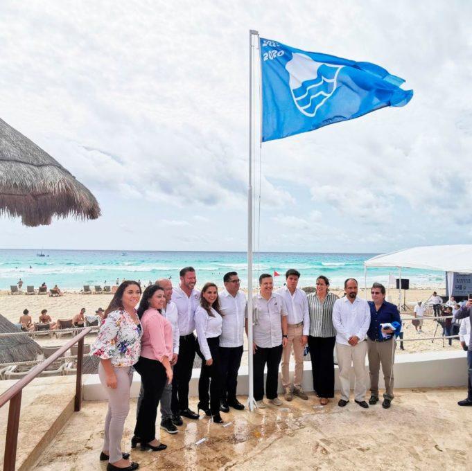 Playas de hoteles izan bandera Blue Flag 2019-2020