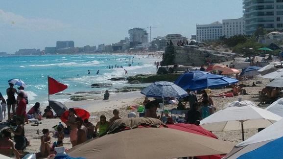 Cancún sigue siendo el destino preferido para vacacionar
